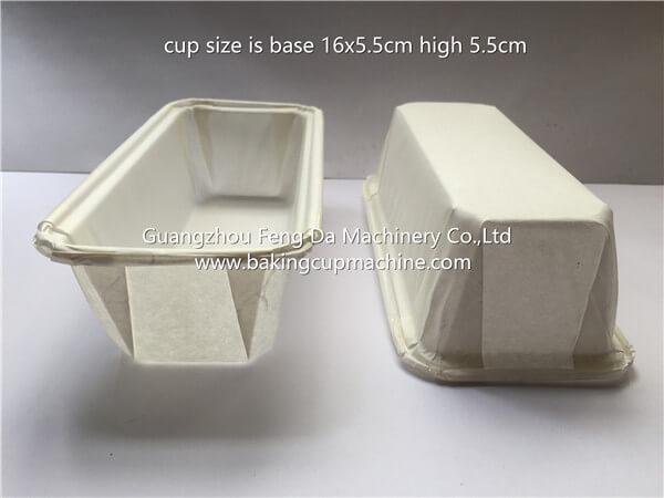 Paper Loaf Mould Machine